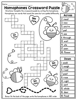 February NO PREP Math and Literacy (3rd Grade) by The