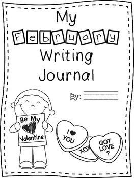 February, She Wrote! My February Writing Journal {20