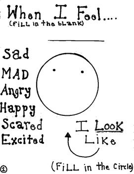 Feelings Worksheet By We Teach Feelings