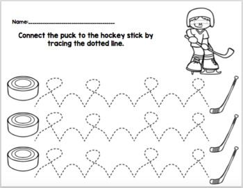 Fine Motor Skills Practice Packet: Pre-Writing Tracing by