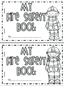 Fire Safety {Activities, craftivities, and more!} by Megan