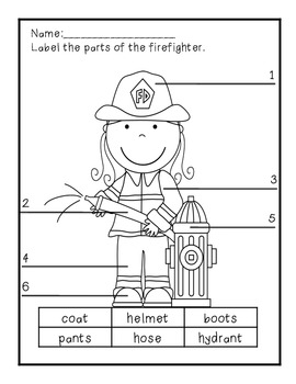 Fire Safety Mini Unit {Common Core Aligned} by Jenna