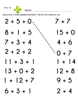 First Grade (1st Grade) Common Core CCSS Practice or