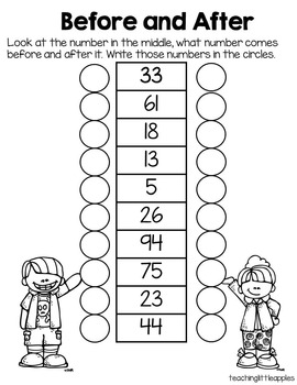 First Grade Beginning of the Year Math Assessment by The