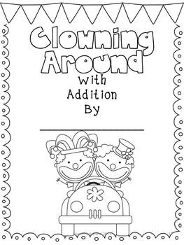 First Grade Common Core Math-1.OA.3 and 5-Addition