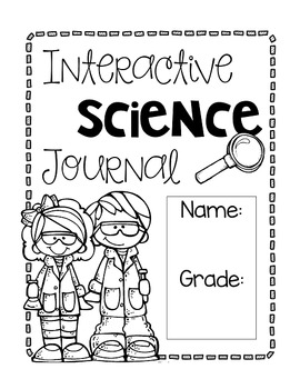 Interactive Science Journal: Introduction to Science
