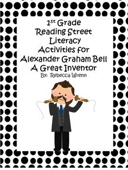 First Grade Reading Street Unit 5 Literacy Activities