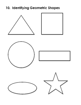 First Grade Skills Assessment by Perfectly Primary