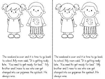 First Grade Step by Step Guided Reading Plans: Week 13 by