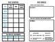Fitnessgram Goal Setting Guide and Scorecard Worksheet by