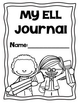 Flash Freebie! ELL End of the Year Journal by The