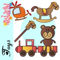 Toys Clipart