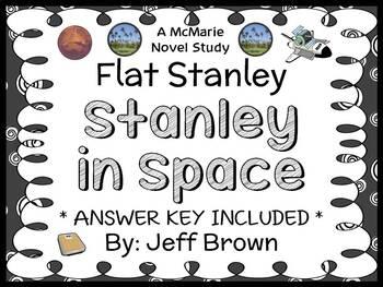 Flat Stanley: Stanley in Space (Jeff Brown) Novel Study