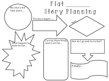 Flat like Flat Stanley! Writing, Reading, Geography