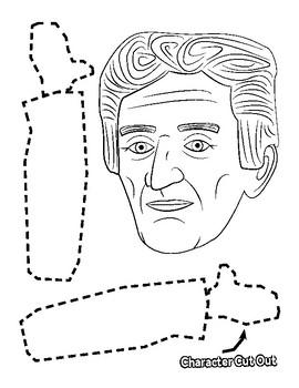 Flip-Flap's: Daniel Boone readers' theater (3rd Grade) by