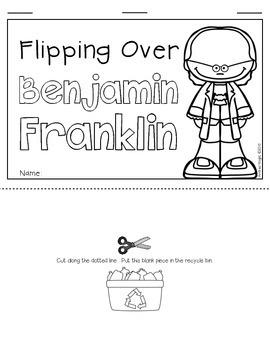 Flipping Over Ben Franklin! {An Informational Flip Book