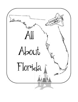 Florida Lapbook/Interactive Notebook. US State History