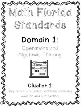 Florida Standards Bundled Tracking Sheets (2nd Grade