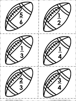Fraction Operations : Middle School Math Stations by