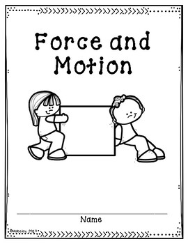 Force and Motion Supplemental Activities by Alecia Mabalay
