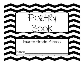 Fourth Grade Poetry Packet- Core Knowledge Series by