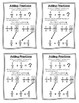 Fractions Operations Cheat Sheets/Reference Sheets by