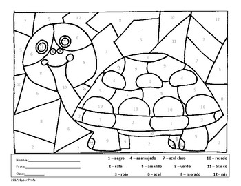 Worksheets In Spanish Pages Coloring Sketch Coloring Page