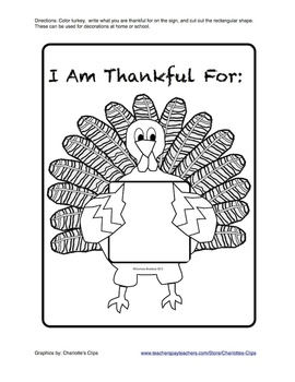 Free Thanksgiving Printables: Sequencing, Drawing, Numbers
