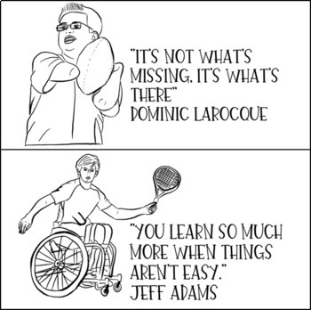 Free disability awareness motivational posters by New