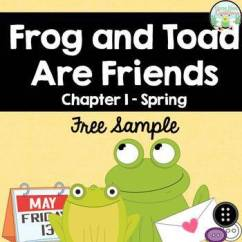 Frog And Toad Venn Diagram Drayton Room Stat Wiring Are Friends Teaching Resources Teachers Chapter 1 Spring Freebie