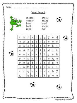 Froggy Plays Soccer Math and Literacy Fun by Karen Swihart