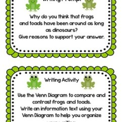 Frog And Toad Venn Diagram Vw Transporter T5 Electrical Wiring Frogs Toads Ela Thematic Unit Grades 2 3 By Lmn Tree Tpt