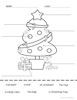 Fun Christmas Worksheets for Primary grades! by Miss K's