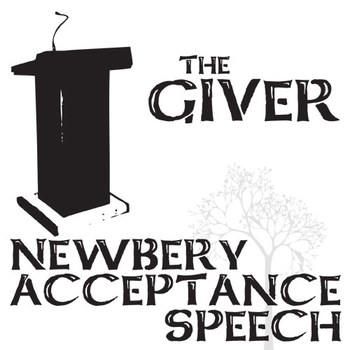 THE GIVER Newbery Award Speech & Response by Created for