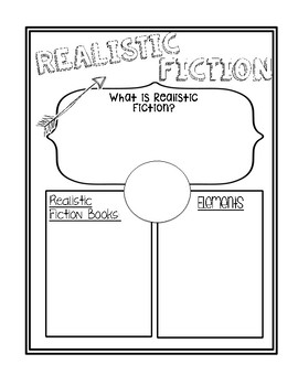 Genre Study Graphic Organizers by Upper Elementary