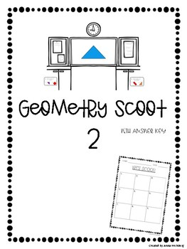 Geometry + SHAPES Scoot 2 {FREEIBIE} by What Would Ms W Do