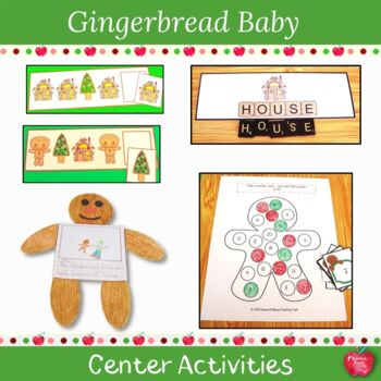 gingerbread venn diagram 2000 honda civic distributor wiring baby by jan brett literacy and math center activities
