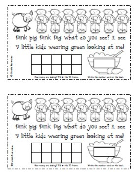 Gingerbread Common Core Math & Literacy Unit by Danielle