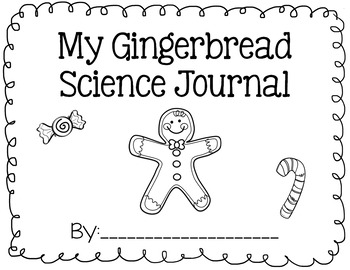 Gingerbread Science Investigations (STEM/STEAM-Based) by