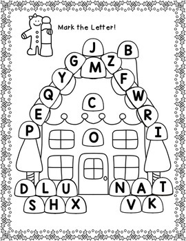 All About Gingerbread! 5-Day Lesson plans for Preschool