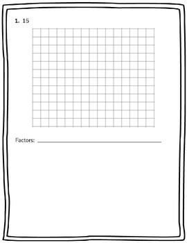 Go Math Homework: Grade 4 Chapter 5 (Includes Spanish