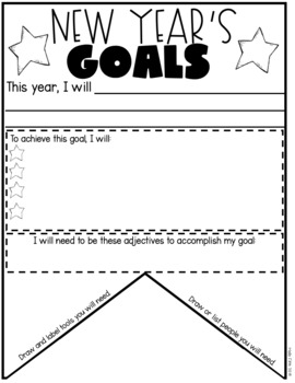 Goal Setting for Student and School Growth by Hello Fifth