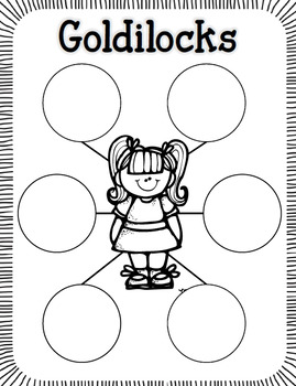 Goldilocks and the 3 Bears {Reading & Writing Mini-Unit