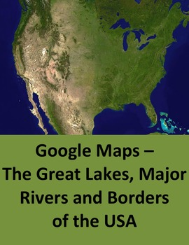 At google's i/o developer's conference in san francisco today, the tech giant announced that it has. The Great Lakes Major Rivers And Borders Of The United States Digital