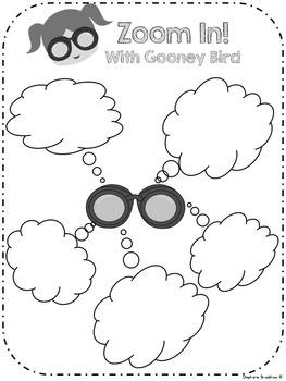 Gooney Bird Narrative Writing Unit: Zoom In on Beginning