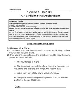 paper airplane diagram of parts where is human liver located gr 6 science assignment designing testing a plane original 2874162 1 jpg