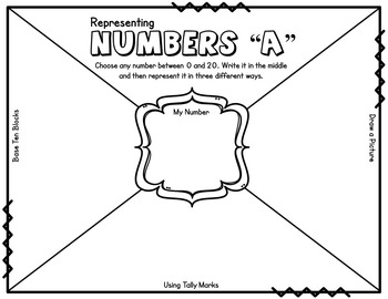 Grade 1 Placemats {MATH} Bell Work or Centers by Megan's