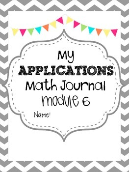 Eureka Math Applications Grade 2 Engage NY Module 6 by