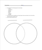 Sorting 2d Shapes Into Venn Diagram Worksheets & Teaching