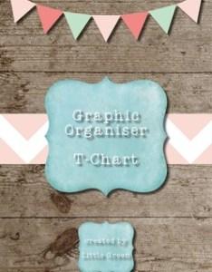 Free graphic organizer  chart also by little green tpt rh teacherspayteachers